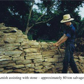 Amish Stonework