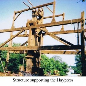 Hay Press Support