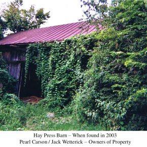Historic Barns In Indiana