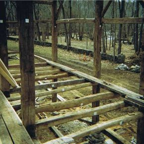 Log Joists