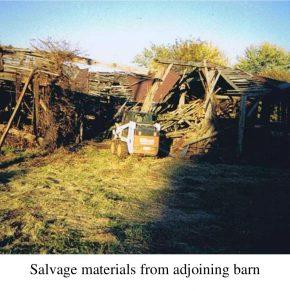 Salvage Materials