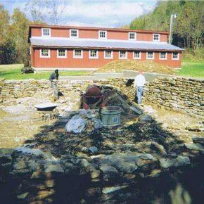 Stone Foundations