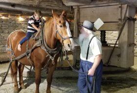 Hay Press Barn 17