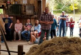Hay Press Barn 18